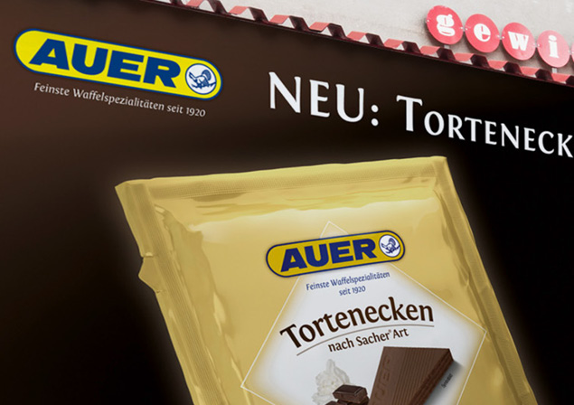 Tortenecken Sacher Art