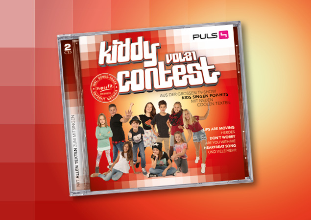 Kiddy Contest 2015