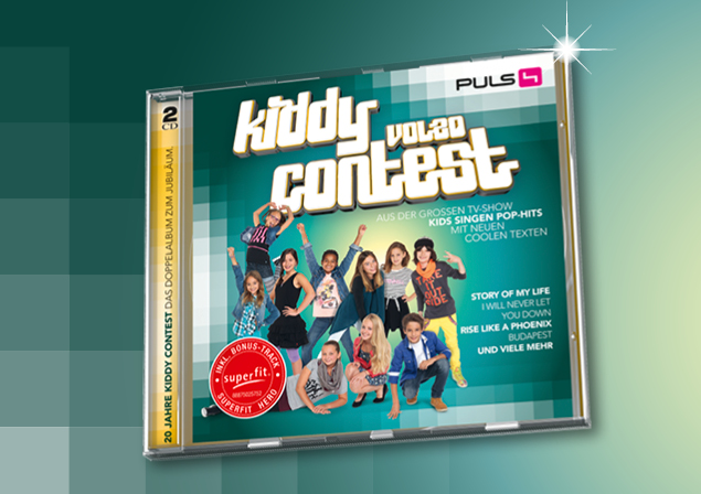 Kiddy Contest 2014